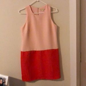 Gianni Bini Color block dress